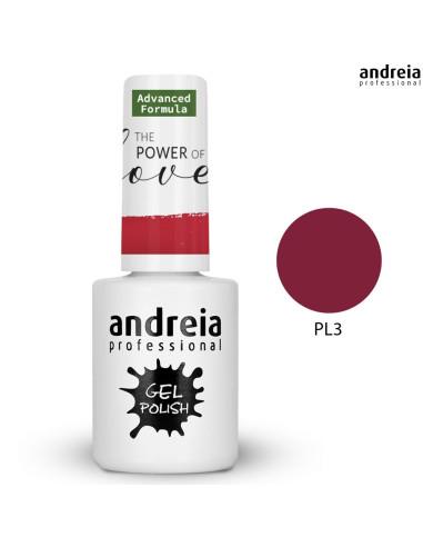 Verniz Gel Andreia PL3 - Soulmate - Coleção The Power Of Love (Edição Limitada)