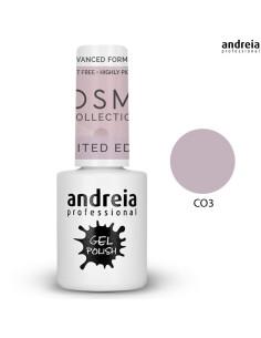 Verniz Gel Andreia CO3 –Rosa Velho Pastel Coleção Cosmic Collection (Edição Limitada) | Verniz Gel ANDREIA