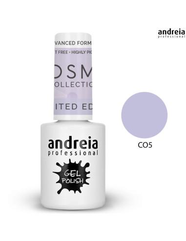 Verniz Gel Andreia CO5 – Lilás Pastel Coleção Cosmic Collection (Edição Limitada)