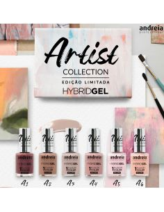 Hybrid Gel Artist Collection Andreia | Hybrid Gel