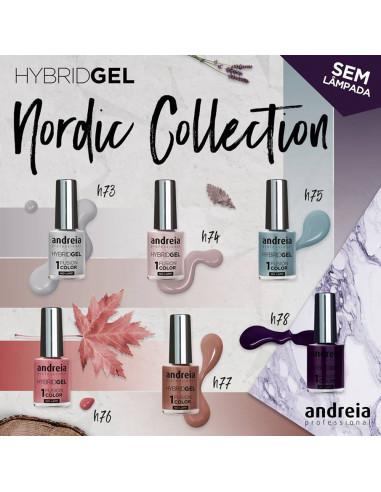 Hybrid Gel Coleção Nordic Andreia Hybrid Gel Andreia Higicol