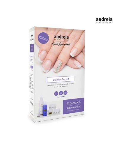 Andreia Kit Gel de Construção PROFECTION Gel LED Andreia  Andreia Higicol