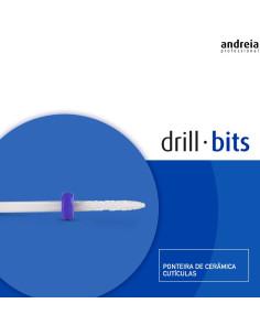 Ponteira de Cerâmica Cutículas - Andreia | Andreia Higicol