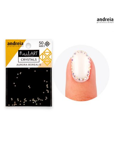 Andreia Nail Art Crystals AB2 Andreia Profissional Andreia Higicol