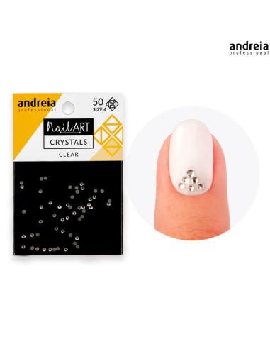 Andreia Nail Art Crystals Clear 4 Andreia Profissional Andreia Higicol