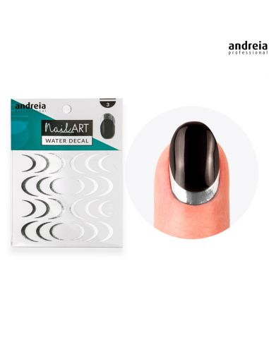 Andreia Nail Art Water Decal 3