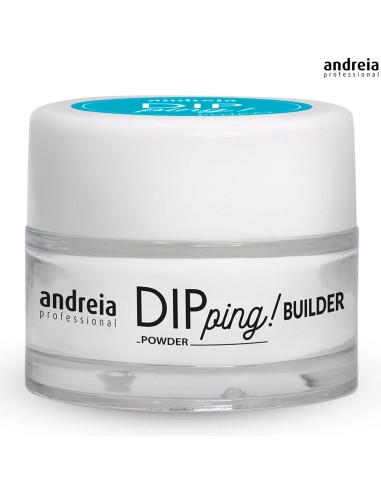 Builder Soft White - Dip Powder Andreia Andreia Profissional Andreia Higicol