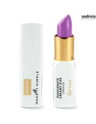 Batom Grape 13 Passionate Creamy Kiss - Andreia Ma