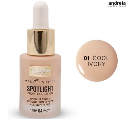 Base Spotlight 14ml - Andreia Makeup