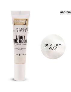 Primer Rosto - Light The Room - Andreia Makeup | Rosto