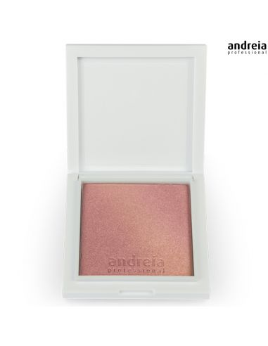 02 Mineral Blush GLOW - Andreia Makeup