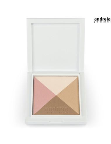 02 Paleta de Contorno GLOW - Andreia Makeup