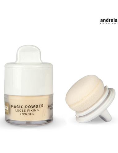 03 Corn - Loose Fixing Powder - Andreia Makeup