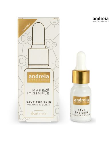 Vitamina C Elixir - Save The Skin -  Andreia Makeup