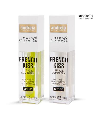 French Kiss 3ml - Lip Oil Luminizer - Andreia Makeup Lábios Andreia Higicol