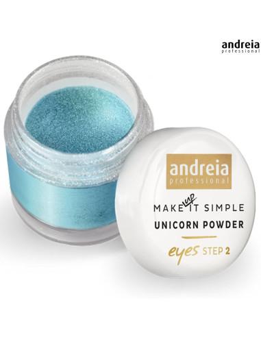 Pigmentos Soltos 03 Unicorn Powder - Andreia Makeup | Olhos