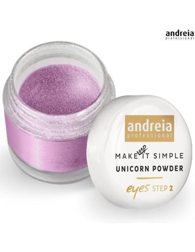 Pigmentos Soltos 02 Unicorn Powder - Andreia Makeu