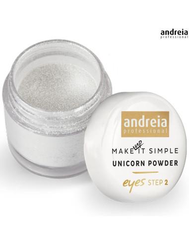 Pigmentos Soltos 01 Unicorn Powder - Andreia Makeup Olhos Andreia Higicol