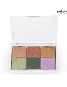 Paleta de Sombras 04 Colorland - Andreia Makeup | Andreia Higicol