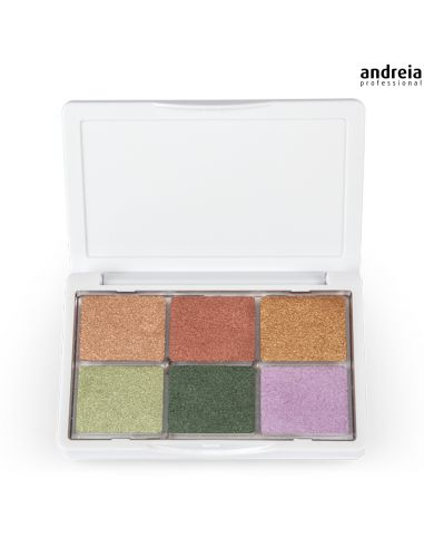 Paleta de Sombras 04 Colorland - Andreia Makeup