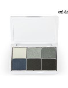 Paleta de Sombras 03 Night Out - Andreia Makeup | Olhos