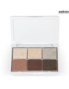 Paleta de Sombras 02 First Date - Andreia Makeup   Andreia Higicol   Olhos