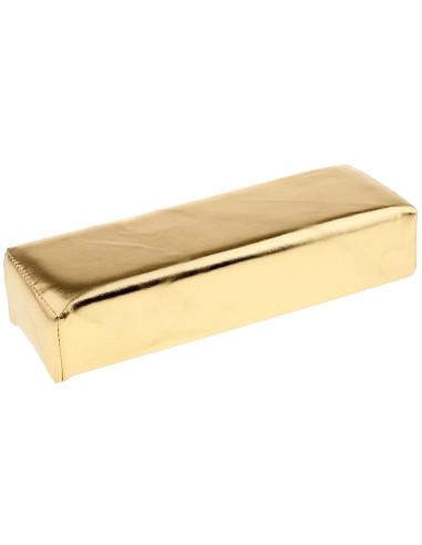Almofada para Manicure - Dourada   Acessórios para Unhas