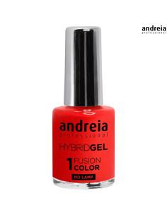 Verniz Andreia Hybrid Gel H90 Divertida Vermelho coral | Andreia Higicol