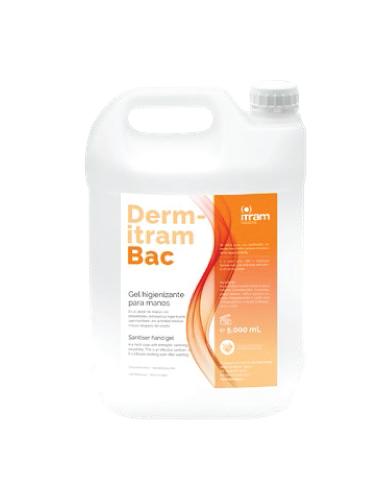 Desinfetante Mãos Dermitram Bac - 5000ml - Higienizante e Desinfetante
