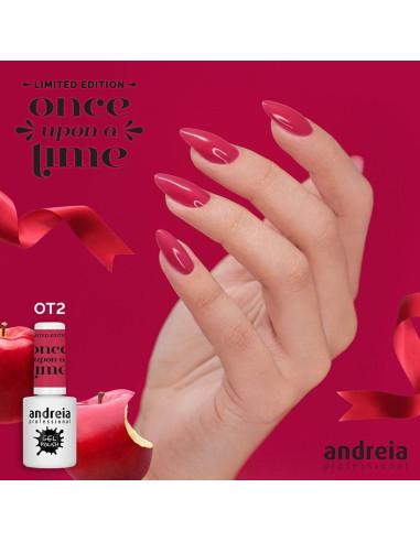 Verniz Gel Andreia OT2 Branca de Neve - Once Upon