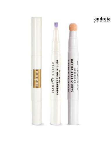 04 Corretor de Imperfeições - Andreia Makeup