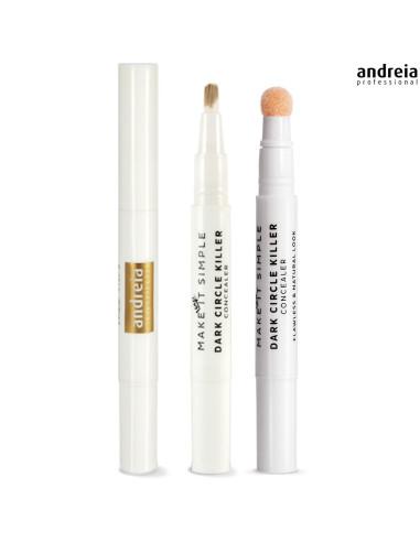 06 - Corretor de Olheiras - Andreia Makeup - Maquilhagem Andreia