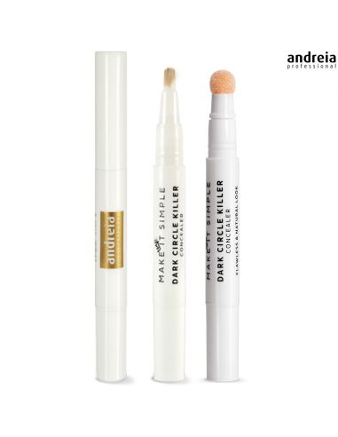 03 - Corretor de Olheiras - Andreia Makeup - Maquilhagem Andreia