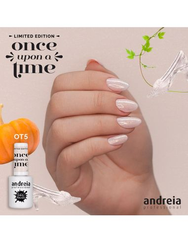Verniz Gel Andreia OT5 Cinderela - Once Upon a Tim