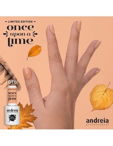 Verniz Gel Andreia OT6 Pocahontas - Once Upon a Ti