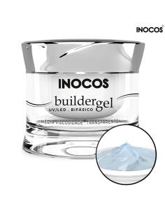 Gel Construção Transparente 50gr Inocos | Inocos