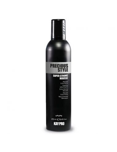 Espuma de cabelo Extra Forte 250ml - Precious Style - KayPro   KayPro Precious Style