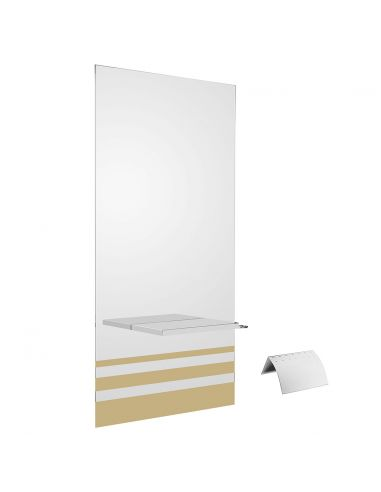 Bancada Kubo | Espelhos