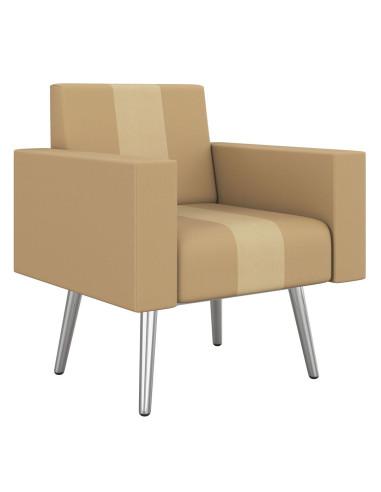 Sofá Individual Elegance - ACB Mobiliário