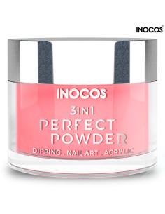 P33 Chá de Rosas 20g Perfect Powder 3 IN 1 Inocos   INOCOS Dipping Pó de Imersão