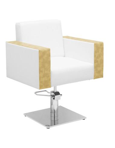 Cadeira de Corte Kubo - Linha Kubo - ACB Mobiliário Cabeleireiro
