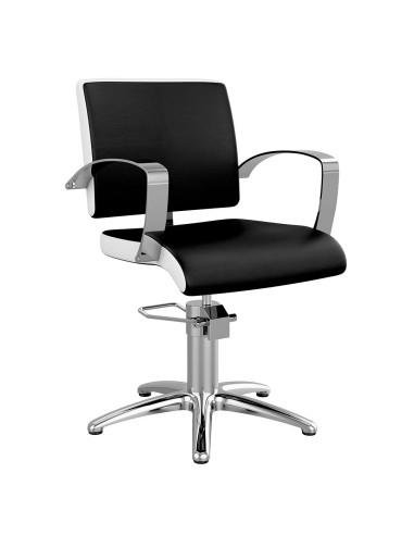 Cadeira Corte Natuzzi - Linha Natuzzi - ACB Mobiliário Cabeleireiro
