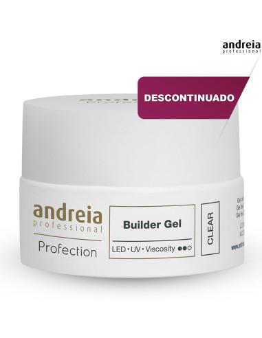 Andreia Builder Gel - Clear 22g Desc