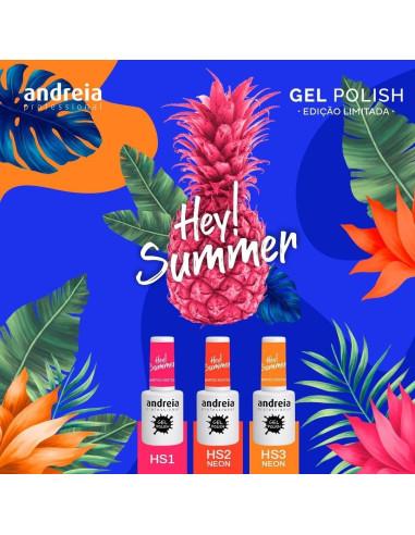 Verniz Gel Andreia - Hey Summer Collection - Higicol