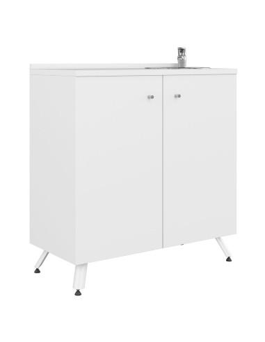 Móvel Wall System 906 - ACB Mobiliário Cabeleireiro