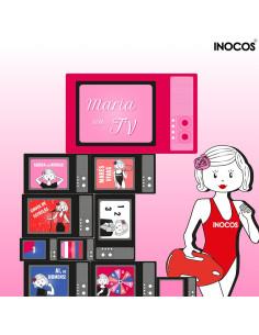Coleção Verniz Gel Inocos - Maria na TV | Inocos