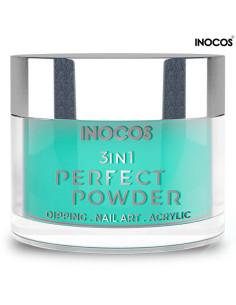 P57 Mojito Verde 20g Perfect Powder 3 IN 1 Inocos | Dipping Powder Inocos