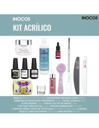 Kit de Acrílico Inocos | INOCOS Kits