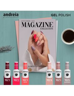 Verniz Gel Andreia - Magazine Collection | Manicure e Pedicure