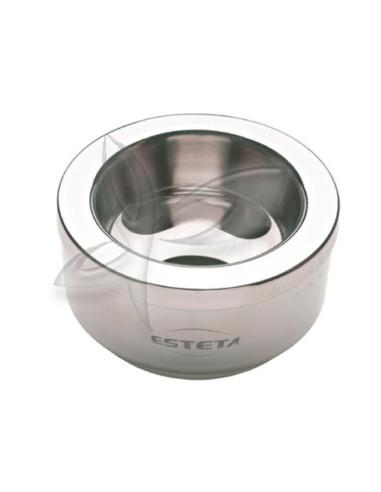 Taça Manicure Aço -Inox Profissional Desc Corta-calos, Lâminas, Taças, entre outros